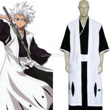 Rulercosplay 10th Division Captain Hitsugaya Toushirou Cosplay Costume Bleach Anime Products Wholesa