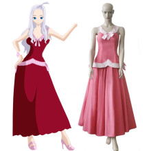 Rulercosplay Fairy Tail Mirajane Pink Cosplay Costume Anime Products Wholesaler Resaler