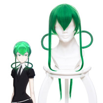 Rulercosplay Land of the Lustrous Jade Green Anime Cosplay Wigs