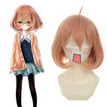Rulercosplay Beyond The Boundary Mirai Kuriyama Cosplay Anime Wigs Wholesaler Resaler