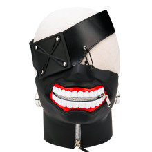 Rulercosplay The Second Season Tokyo Ghoul 3D Mask Metal-wood Rubber Anime Cosplay Mask