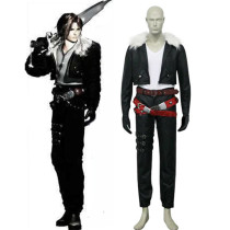 Rulercosplay Final Fantasy VIII Squall Black Cosplay Costume Wholesaler Resaler