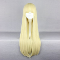Rulercosplay Long Straight Yellow Lolita Fashion Wigs Wholesaler Resaler