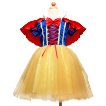 Rulercosplay Snow White Children Cosplay Costume SWD003 Wholesaler Resaler