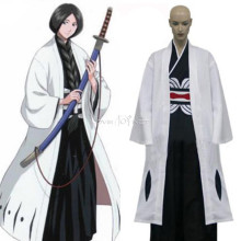 Rulercosplay Bleach 4th Division Captain Unohana Retsu White Uniform Cloth Cosplay Costume Anime Pro