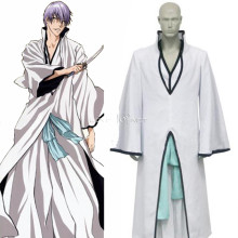Rulercosplay Bleach Ichimaru Gin Hollow White Cosplay Costume Anime Products Wholesaler Resaler