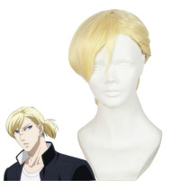 Rulercosplay Haven't You Heard? I'm Sakamoto Shou Hayabusa Light Gold Anime Cosplay Wigs Wholesaler