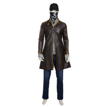 Rulercosplay Watch Dogs Aiden Pearce Anime Cosplay Costumes