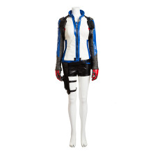Rulercosplay Overwatch SOLDIER:76 For Women Blizzard Games Anime Cosplay Costume