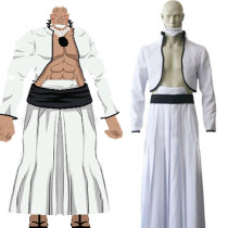 Rulercosplay Bleach Zero Espada Yammy Liyaerge White Cosplay Costume Wholesaler Resaler