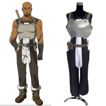 Rulercosplay Sword Art Online I Agil Original Uniform Cloth Suit Cosplay Costume Wholesaler Resaler
