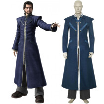 Rulercosplay Final Fantasy VII 7 Reeve Tuesti Blue Cosplay Costume Wholesaler Resaler