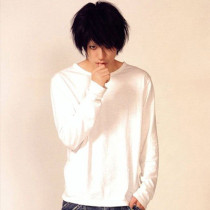 Rulercosplay Death Note L·Lawliet White Shirt Cosplay Costume Wholesaler Resaler