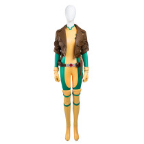 X-Men Urchin Rogue  Super Hero Anime Cosplay Costumes