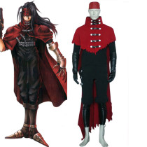 Rulercosplay Final Fantasy VII Vincent Valentine Red Cosplay Costume Wholesaler Resaler