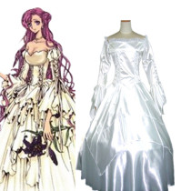 Rulercosplay Code Geass Euphemia White Cosplay Costume Wholesaler Resaler