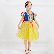 Rulercosplay Snow White Children Cosplay Costume SWD002 Wholesaler Resaler