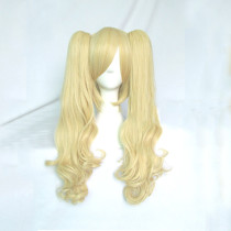 Rulercosplay Long Curly Golden Ponytails Lolita Wigs Wholesaler Resaler
