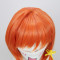 Rulercosplay LoveLive!Sunshine!! Chika Takami Orange Short Anime Cosplay Wigs Wholesaler Resaler