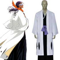 Rulercosplay Bleach 9th Division Captain Tousen Kaname Cosplay Costume Anime Products Wholesaler Res