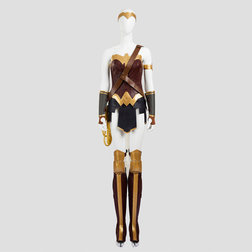 Wonder Woman Batman v Superman: Dawn of Justice Diana Hallowmas Anime Cosplay Costumes