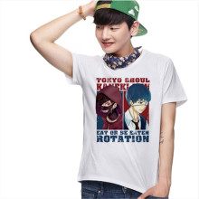Tokyo Ghoul Fashion Cotton Animation T-shirt 2 Colors