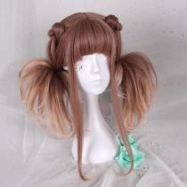 Rulercosplay Sweet Harajuku Original Brown Lolita Wigs