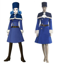 Rulercosplay Fairy Tail Juvia Loxar Blue Cosplay Costume Wholesaler Resaler
