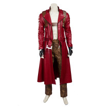 Rulercosplay Devil May Cry III 3 Dante Anime Cosplay Costumes
