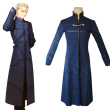 Rulercosplay Fate Zero Kayneth El-Melloi Archibald Blue Cosplay Costume Wholesaler Resaler