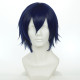 Rulercosplay Short Dark Blue Lovelive! Sonoda Umi Anime Cosplay Wigs