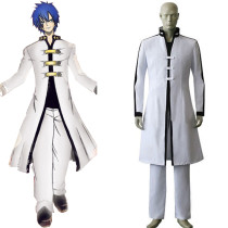 Rulercosplay Fairy Tail Gerard Fernandes White Cosplay Costume Wholesaler Resaler