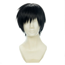 Rulercosplay Your Name Taki Black Reflex Action Anime Cosplay Wigs