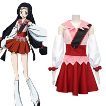 Rulercosplay Code Geass R2 Kaguya Sumeragi Red Cosplay Costume Wholesaler Resaler