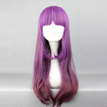 Rulercosplay Long Straight Purple And Rose Lolita Fashion Wigs Wholesaler Resaler