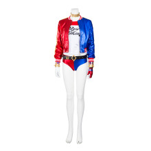 Rulercosplay Suicide Squad Clown Girl Harley Quinn Anime Cosplay Costume