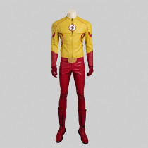 The Flash Season Ⅲ Kid Flash Tights Anime Cosplay Costumes