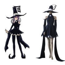 Rulercosplay Soul Eater Blair Cotton Black Cosplay Costume Wholesaler Resaler