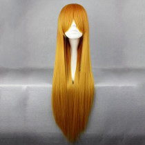 Rulercosplay Long Straight Yellow Lolita Wigs Wholesaler Resaler