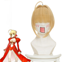 Rulercosplay Fate/Extra FGO Nero Claudius Caesar Augustus Germanicus Saber Light Golden Anime Cospla