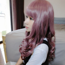 Rulercosplay Brown Long Curl Lolita Fashion Wigs Wholesaler Resaler