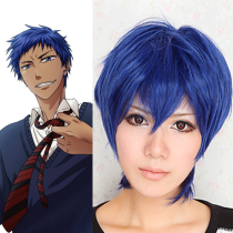 Rulercosplay Heat Resistant Fiber Inspired By The Basketball Which Kuroko Plays Aomine Daiki Short I