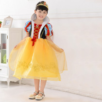 Rulercosplay Snow White Children Cosplay Costume SWD001 Wholesaler Resaler