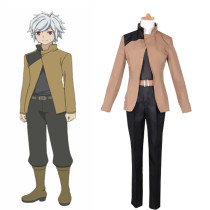 Rulercosplay Is It Wrong To Try To Pick Up Girls In A Dungeon? Bell Cranel Cosplay Costume Wholesale