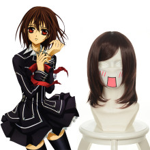 Rulercosplay Vampire Knight Kuran Yuuki Short Brown Anime Cosplay Wigs Wholesaler Resaler