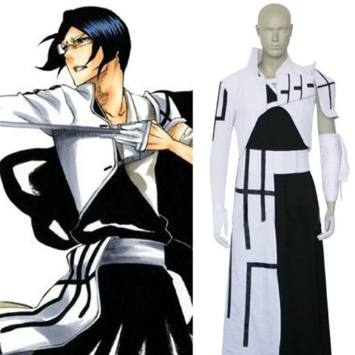 Rulercosplay Bleach Uryuu Lshida Final Liberate White Cosplay Costume Anime Products Wholesaler Resa