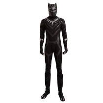 Captain America Civil War Black Panther Anime Cosplay Costumes