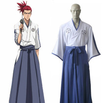 Rulercosplay Bleach Shinigami Academy Men's Kimono Blue Cosplay Costume Wholesaler Resaler