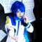 Rulercosplay Hatsune Miku Kaito Pattern Blue Cotton Cosplay Costume Wholesaler Resaler