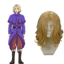 Rulercosplay Heat Resistant Fiber Inspired By Hetalia France Medium Golden Anime Wigs Wholesaler Res